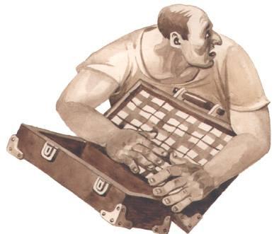 Великий комбинатор и идейный борец за денежные знаки Остап Бендер на защите интересов Самары