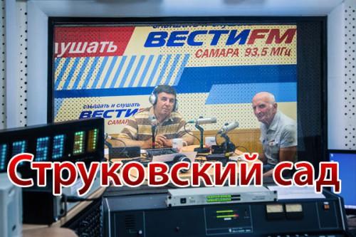 Радиопрограмма «Струковский сад» (№24, (вышла в эфир 23.07.2015)