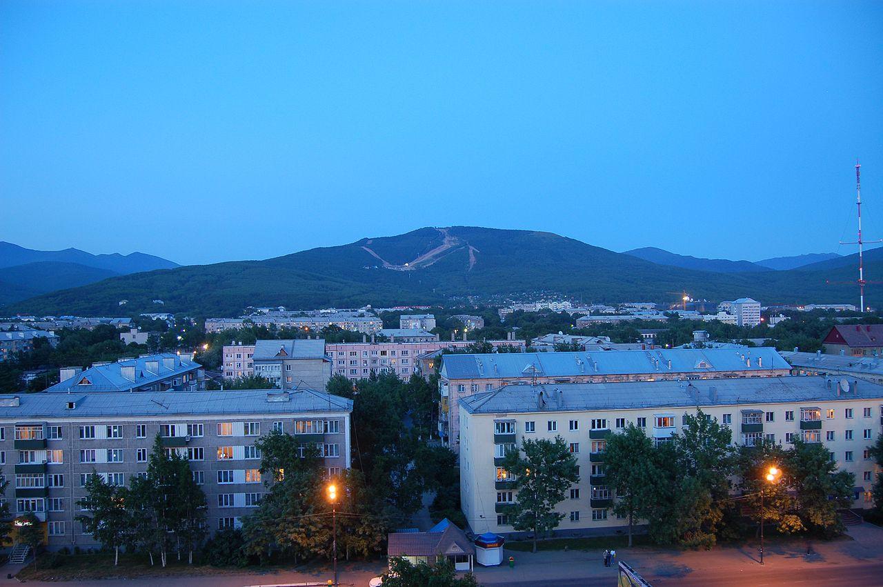 Yuzhno-Sakhalinsk