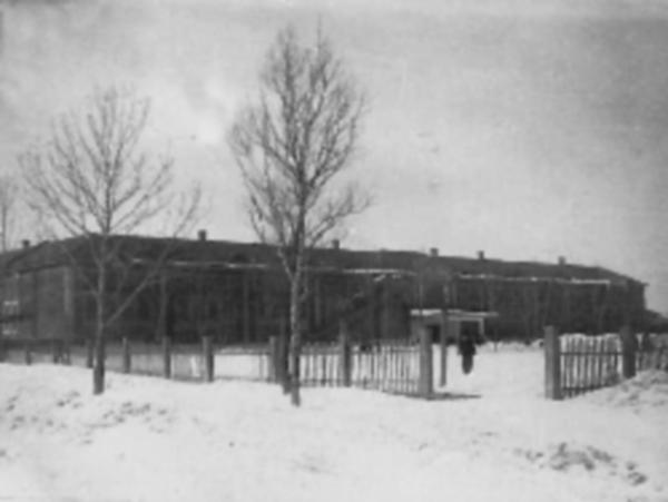 Школа № 9 в Южно-Сахалинске