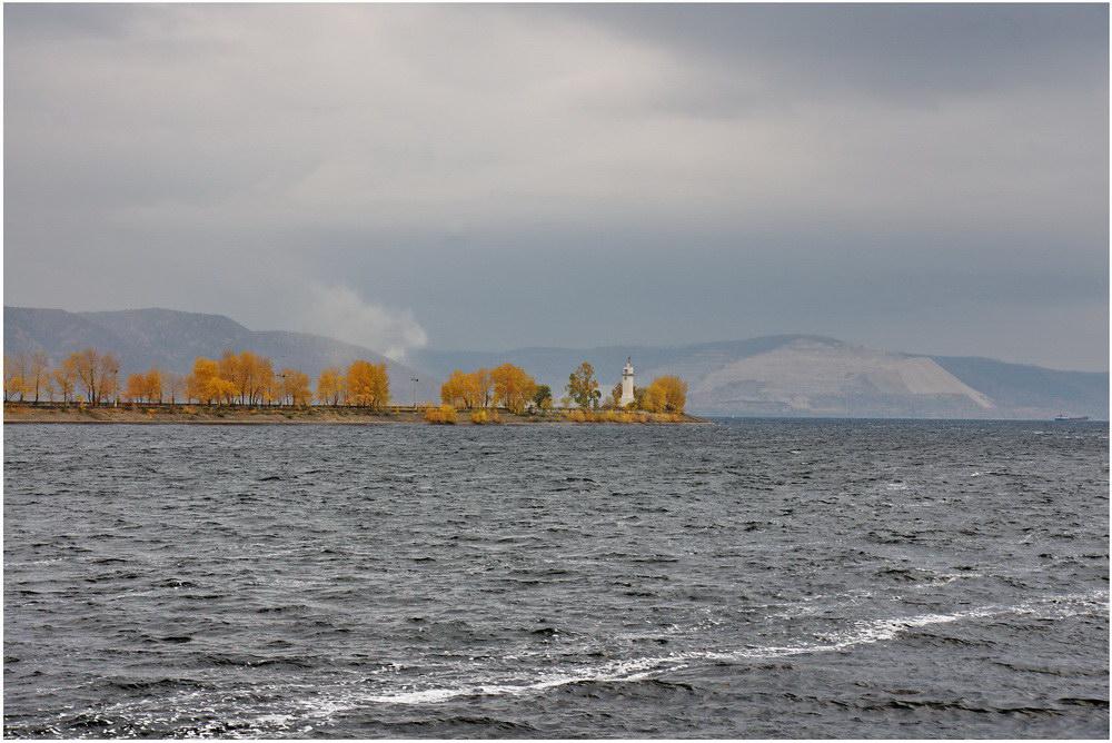 Осень на канале
