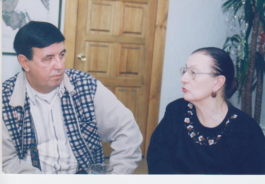 А.Барышев и К.А.Катренко