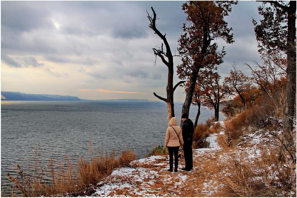 Волга и ее прелести во всей красе