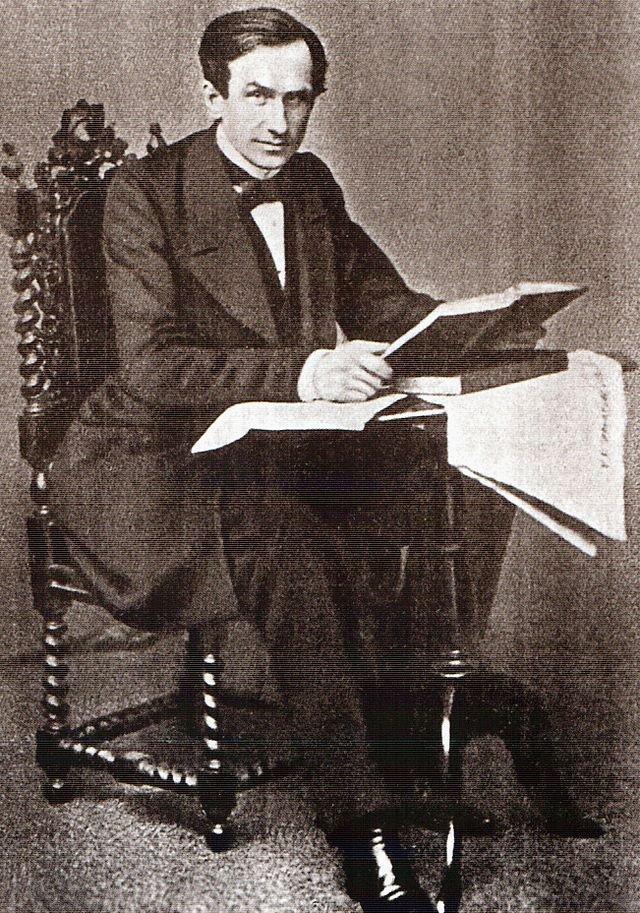 К.К.Грот - российский государственный и общественный деятель, самарский губернатор в 1853—1861, основатель и создатель системы попечения над слепыми в России.
