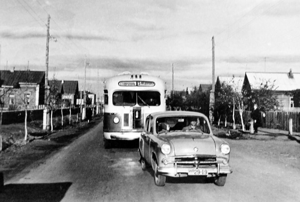 Ставрополь. Улица Советская 1959 год
