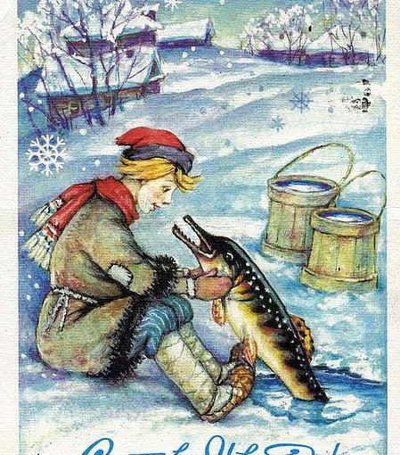 Старый новый год. Народные приметы на 14 января