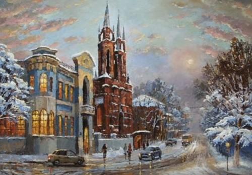 Исторический календарь Самары: 18 января. В Сызрани заносы на железных дорогах (1920), закрытие костела (1930), первый 12-этажный дом в Самаре (1969)