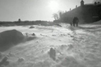 Исторический календарь Самары: 8 февраля. Главой города стал купец (1891), снежная буря погубила 20 человек и 3 нефтевышки (1958), новое здание планового института (1971)