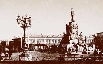 Исторический календарь Самары: 26 марта. Памятник императору Александру II (1881), решили строить электростанцию (1895), какие были частные поликлиники (1906)