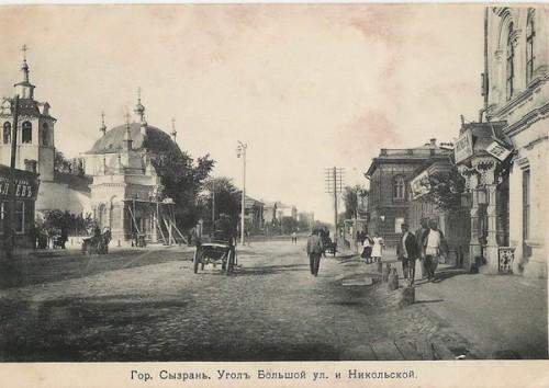 Исторический календарь Самары: 30 апреля. Во время разлива ходили поезда на Кряж (1880), решили защищать «несчастных женщин» (1904), в Сызрани открыли электротеатр (1910)