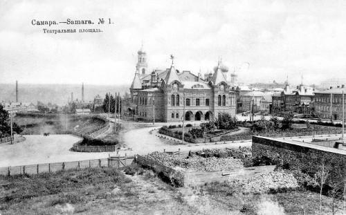 Исторический календарь Самары: 6 мая. Закладка каменного здания театра (1887), второе открытие отеля «Националь» (1888), С.Буденный на ЗИМе (1926)