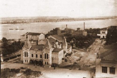 Исторический календарь Самары: 25 мая.  Закладка кафедрального собора (1869), заложен первый камень в основание здания нового театра (1887), начало строительства Трубочного завода (1910)