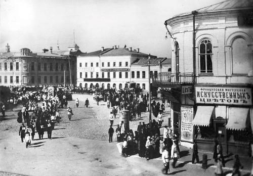 Исторический календарь Самары: 21 июля. Готовились к приезду императора Александра II (1871), как дурили покупателей (1900), губернатор И.Л.Блок погиб от бомбы террориста (1906)