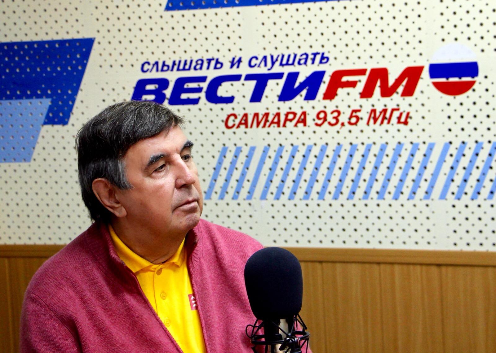 60 лет телевидению в Куйбышеве — Самаре